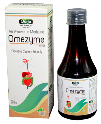 Picture of OMEZYME SYRUP
