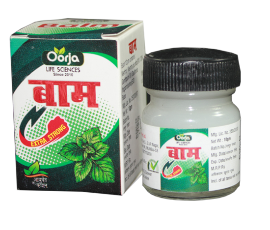 Picture of OORJA BALM 10GM
