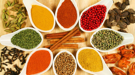 Picture for category INDIAN SPICES AND CONDIMENTS