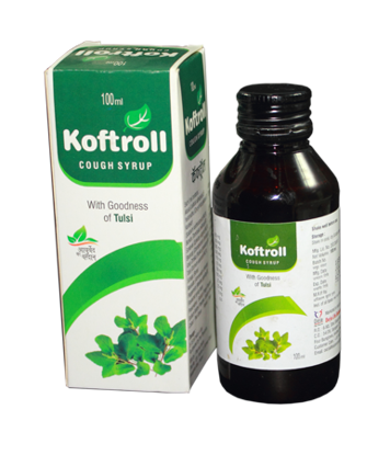 Picture of KOFTROLL SYRUP