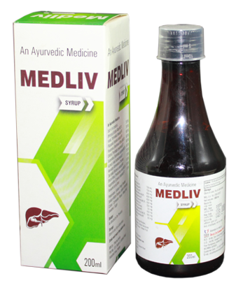 Picture of MEDLIV  SYRUP